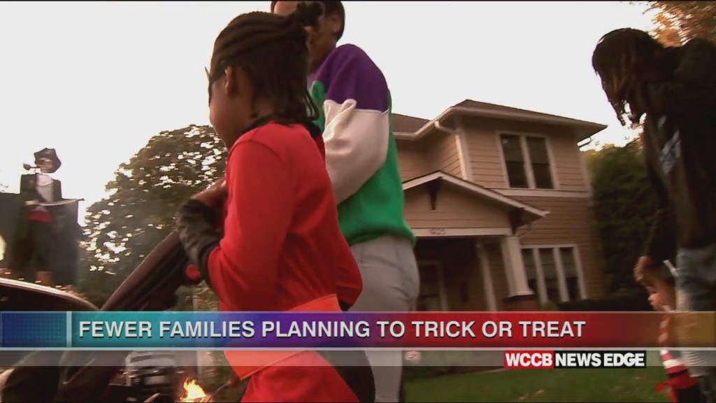 Families Are Finding New Ways To Celebrate Halloween