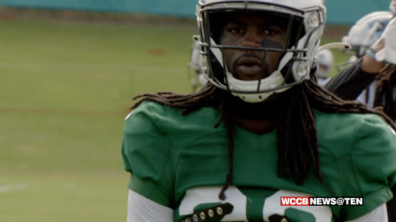 Panthers Donte Jackson Dealing With Turf Toe On And Off Field