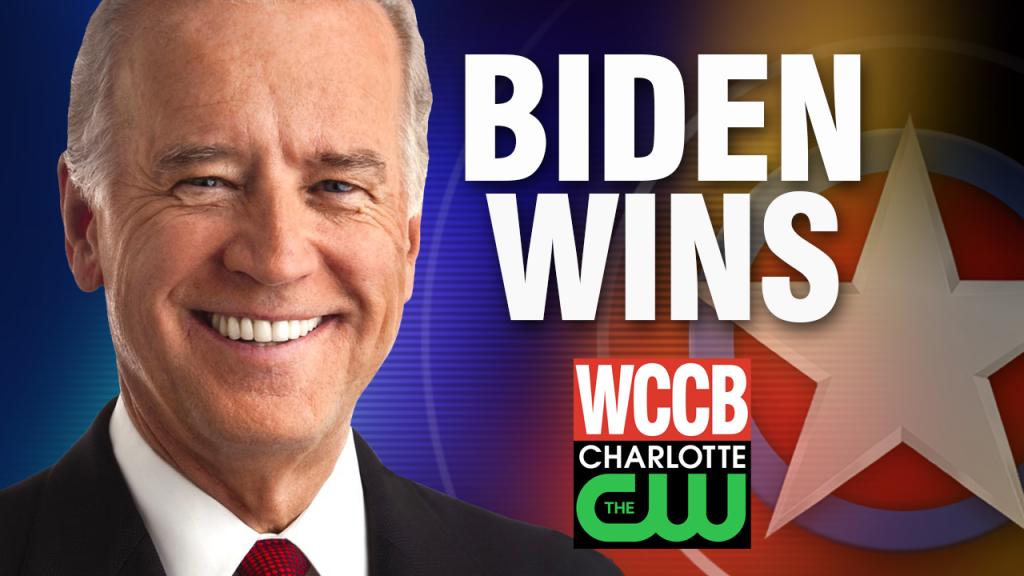 Biden Wins