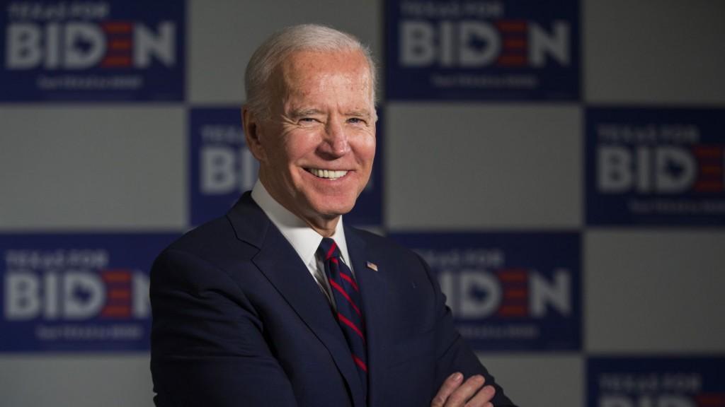 Biden Non Blurry