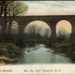 Bostian Bridge Postcard