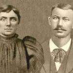Charles Alexander Bailey And Sarah Catherine Hudson