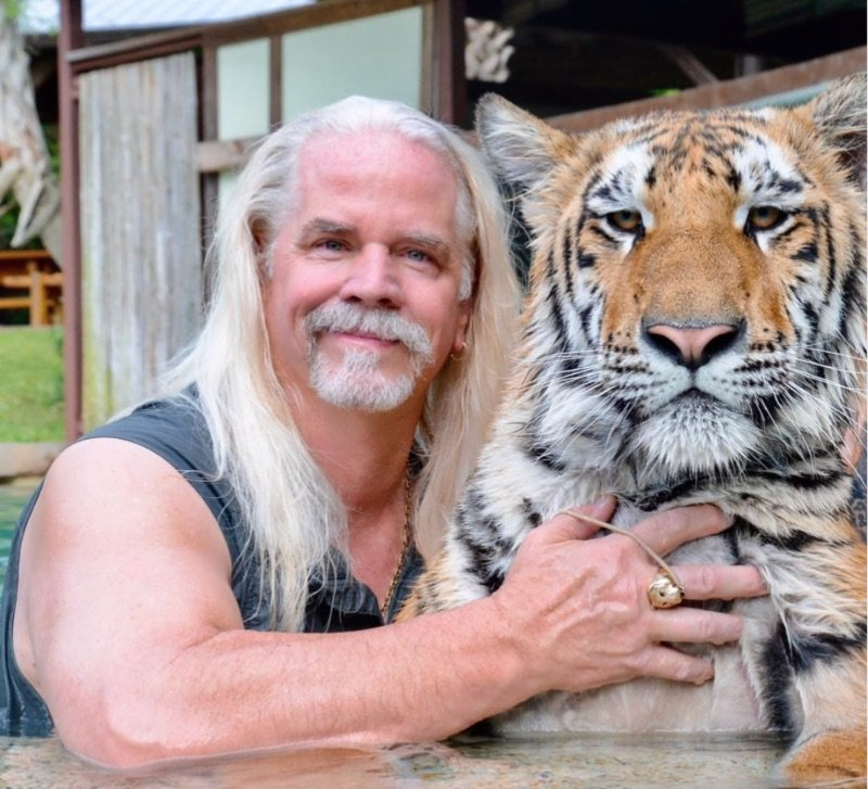 'Tiger King' Star 'Doc' Antle Charged With Animal Cruelty ...