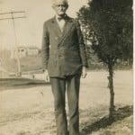 Gaze, John Edward Photo 1 Ca 1922