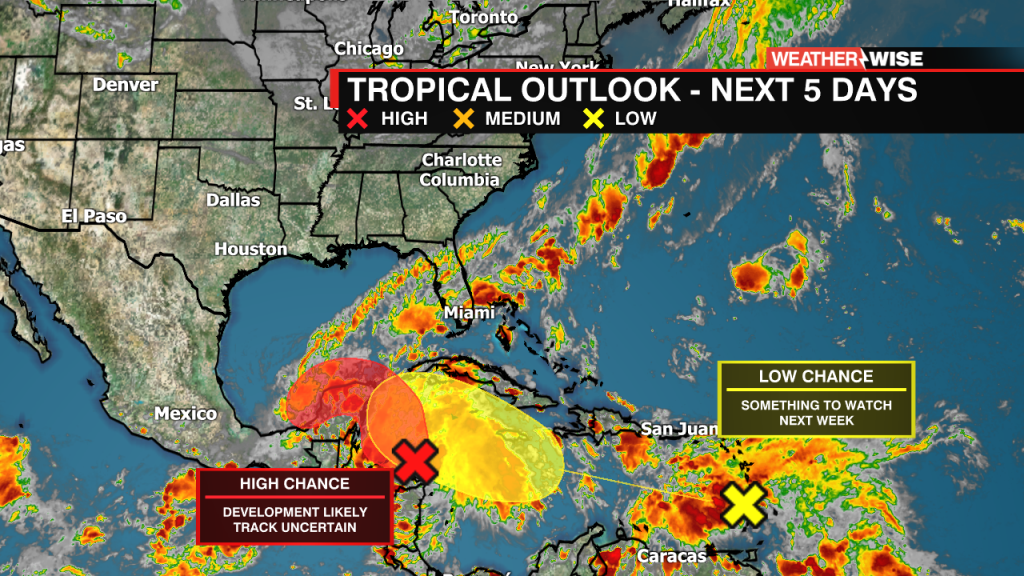 Tropical Weather Outlook Kml (1) (1)