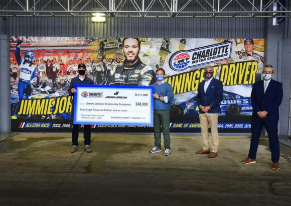 Charlotte Motor Speedway - Jimmie Johnson