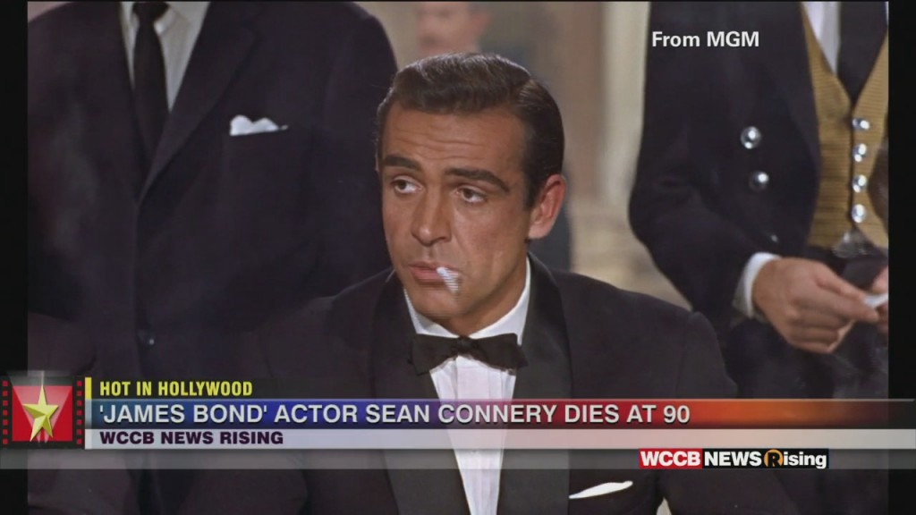 Hot In Hollywood: Sean Connery Dead At 90 And Johnny Depp Loses Libel Case