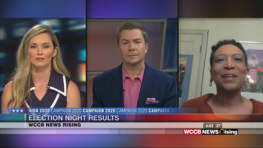 Mary C. Curtis: Election Night Results