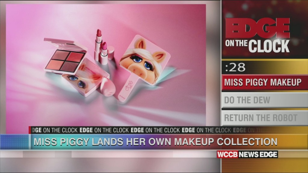 Edge On The Clock: Are You Interested In A Miss Piggy Makeup Collab?