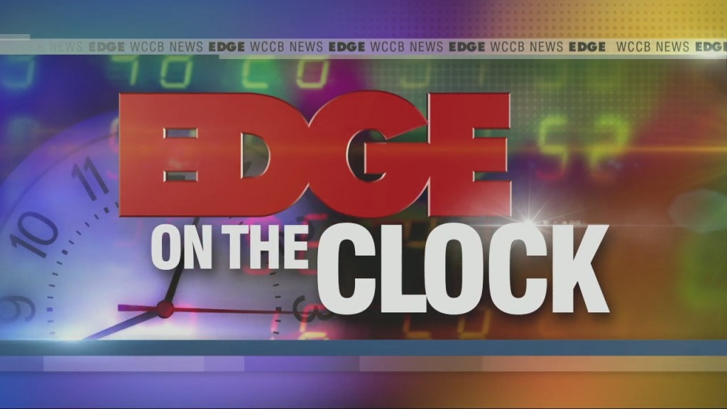 Edge On The Clock 9th Of November