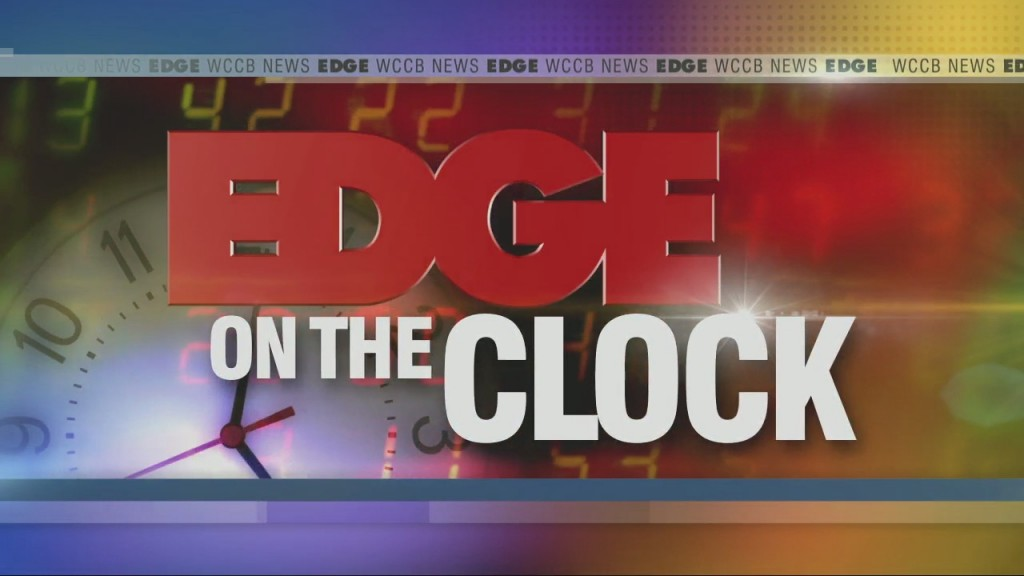 Edge On The Clock 13th Of November