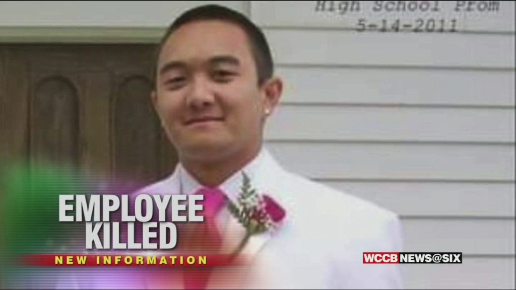 Assistant Manager Killed In Tire Store