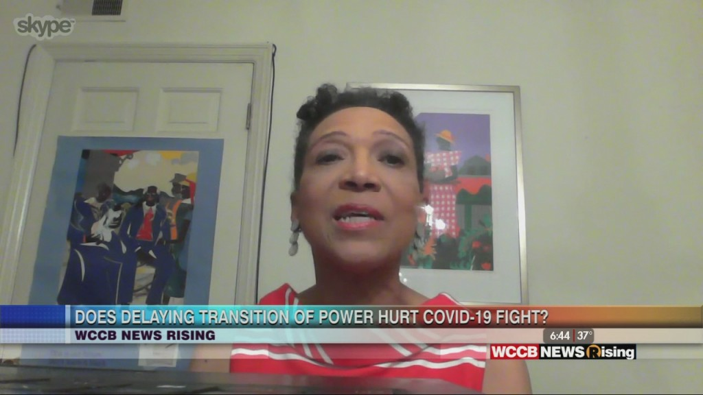 Mary C. Curtis: Does Delaying Transition Of Power Hurt Covid 19 Fight
