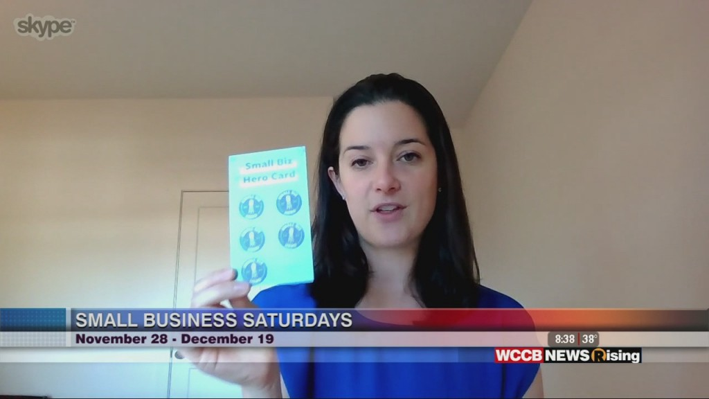 Shop Local For The Holidays At Small Business Saturdays