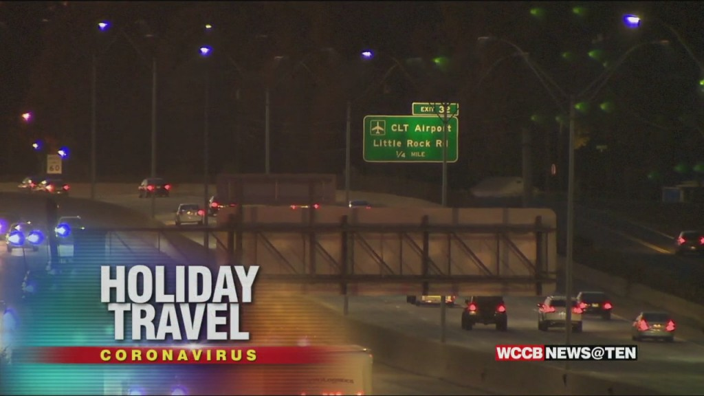 Thanksgiving Travel Plans Amidst The Pandemic