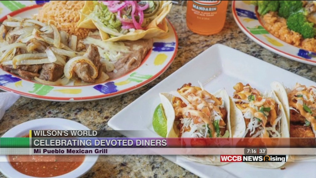 Wilson's World: Mi Pueblo Mexican Grill Thanking Their Loyal Customers