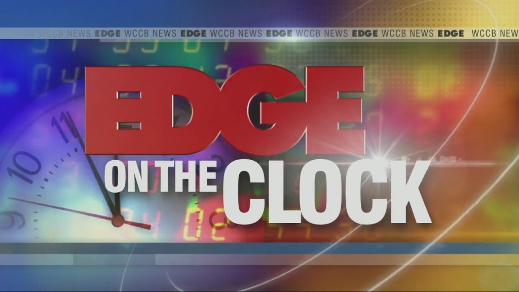 Edge On The Clock Monday 23rd Of November