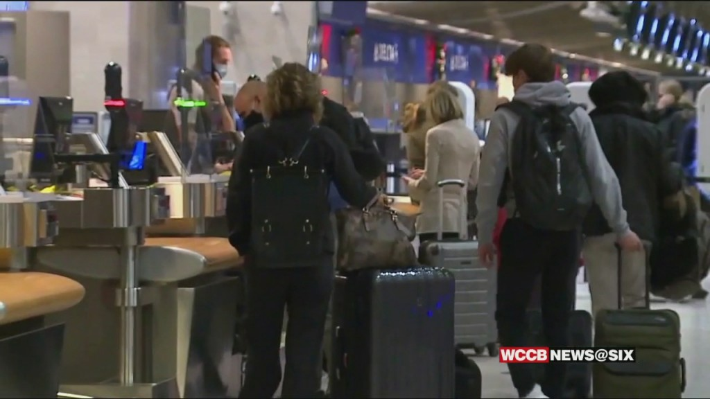 Political Wrap: Will Holiday Travel Lead To More Covid Cases?