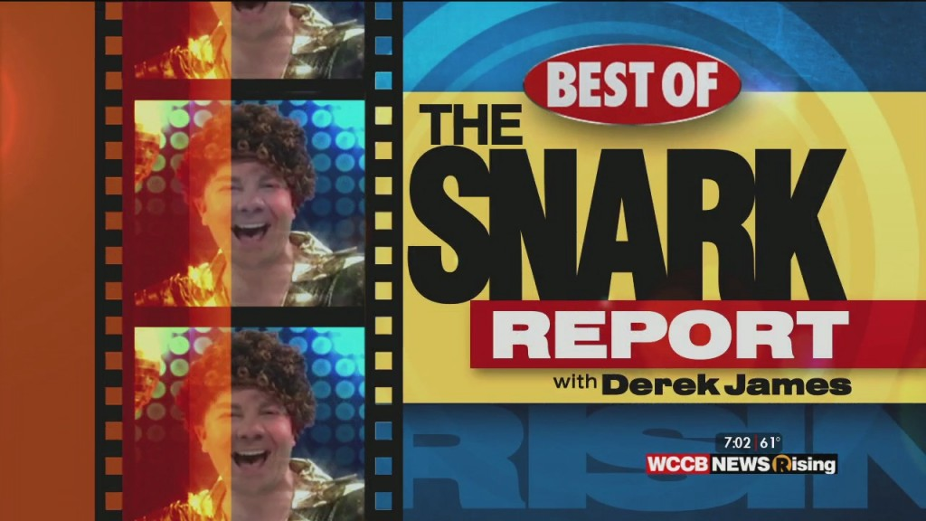 The Snark Report For 11 30 20 Best Of
