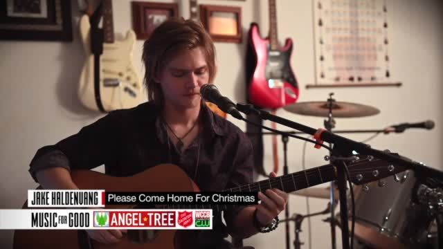 "Jake Halden Vang ""please Come Home For Christmas"""