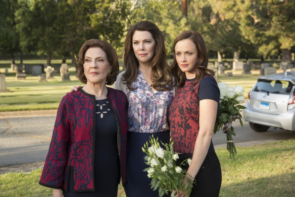 Gilmore Girls: A Year In The Life: Summer