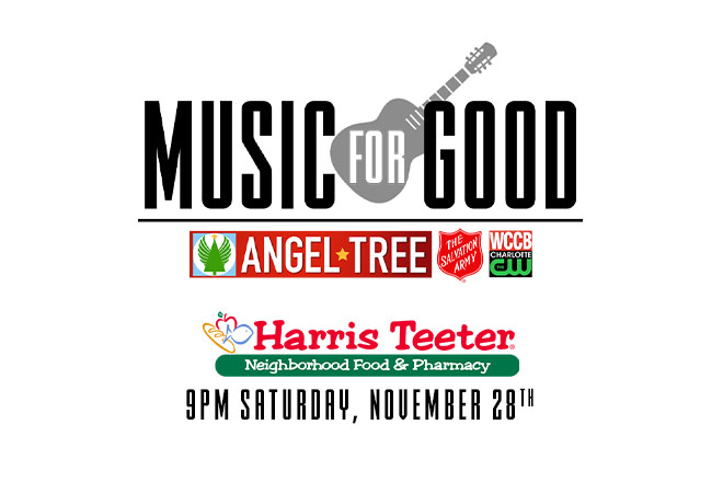 Music For Good Angel Tree Harris Teeter Tune In 2020 Feature Image 660x440