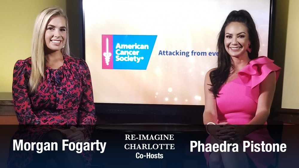 Re Imagine Charlotte Morgan Fogarty Phaedra Pistone Cohosts Captioned