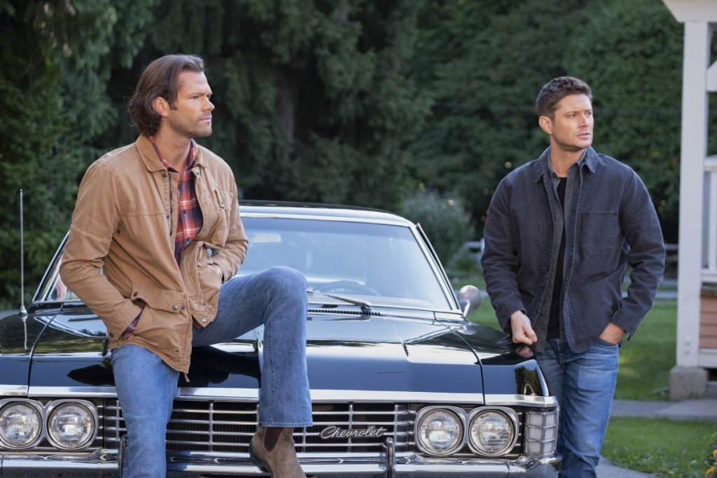 "Supernatural -- ""Carry On"""
