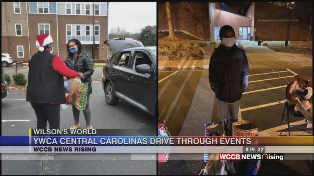 Wilson's World: Ywca Central Carolinas Gives Back For The Holidays In A Special Way