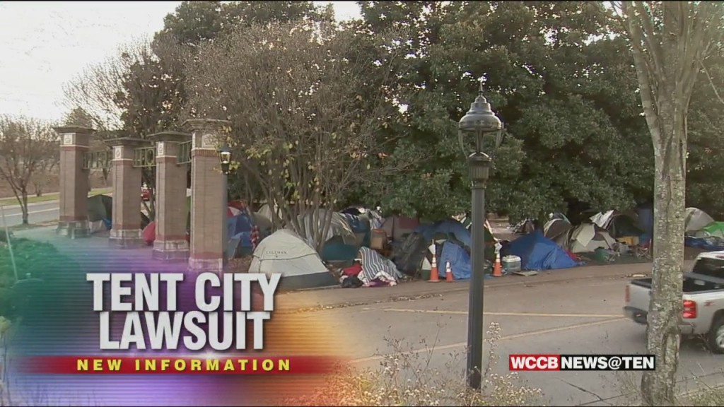 "Growing Concerns For Those Living In North Charlotte ""tent City"""