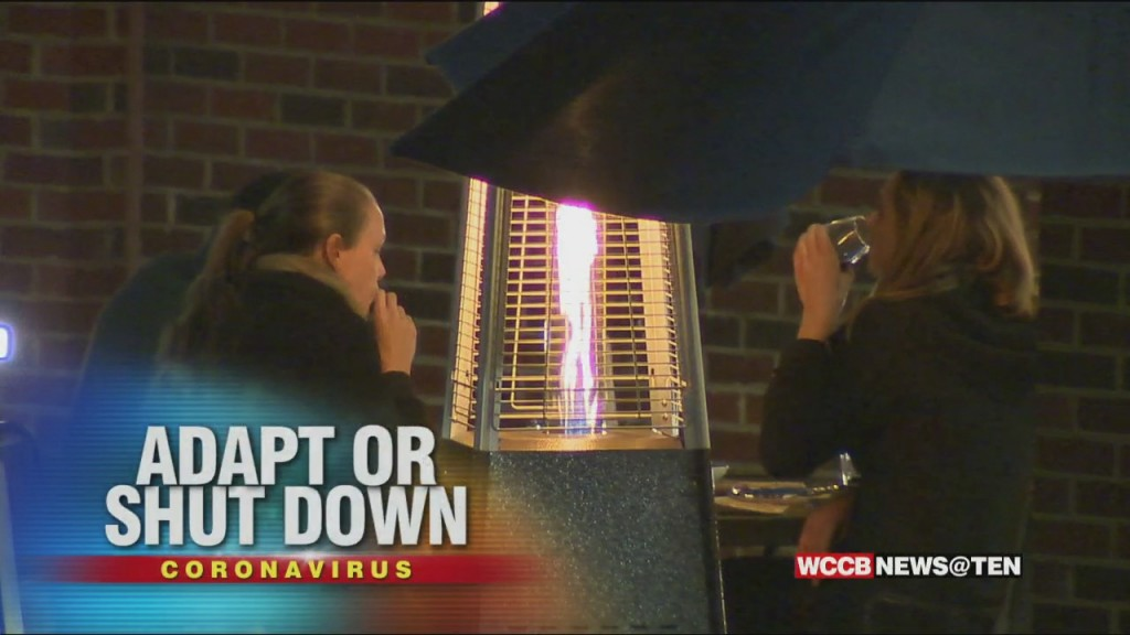 Local Businesses Scramble To Handle The Increasingly Colder Temperatures Amid Covid Restrictions