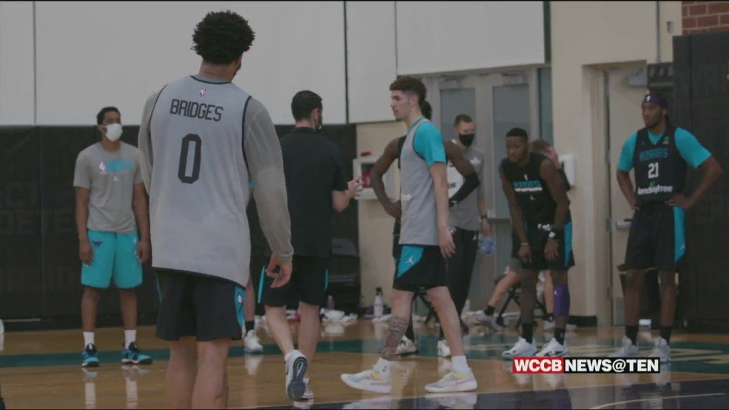 Hornets Hold First Full Practice, Release Schedule