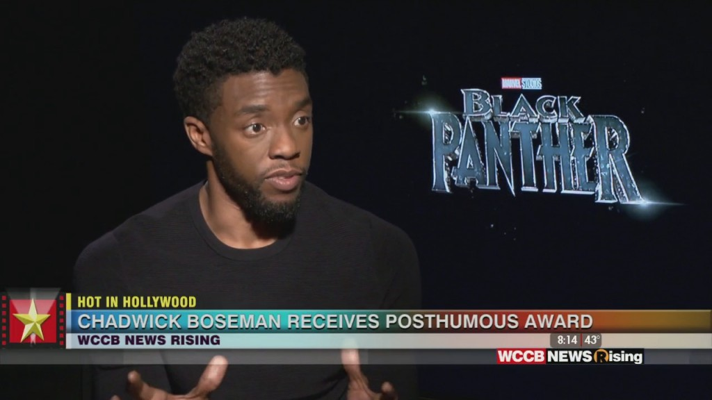 Hot In Hollywood: Chadwick Boseman Receives Posthumous Honor And Jeremih Releases From The Hospital