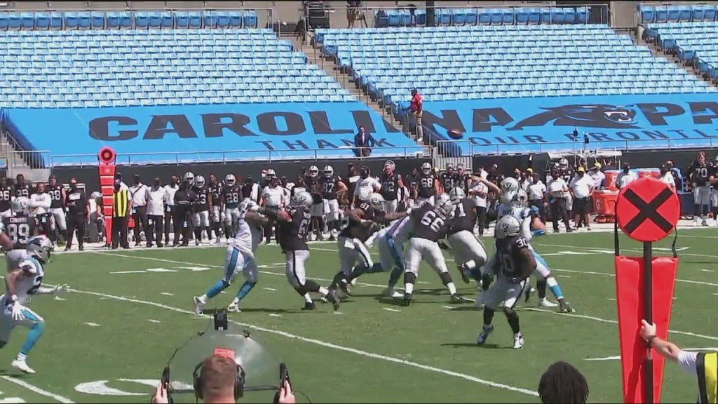 Carolina Panthers Test Positive For Covid 19