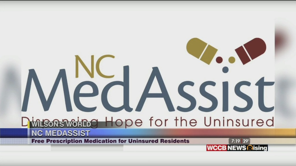 Wilson's World: Learning More About Nc Medassist