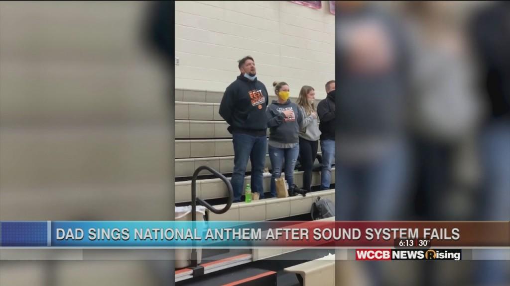 Viral Videos: Dad Sings National Anthem & Cake Cuting Hack