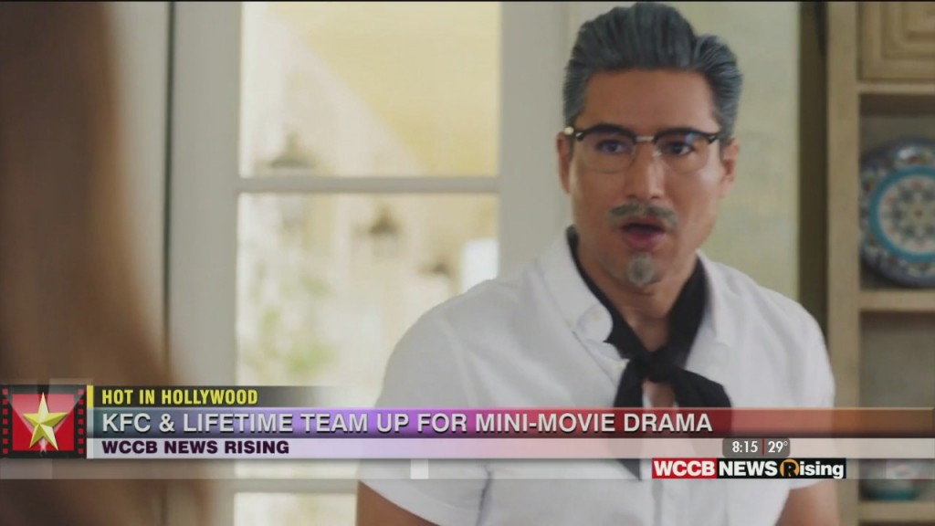 Hot In Hollywood: Mario Lopez Plays Colonel Sanders And Bob Dylan Sells Entire Catalog