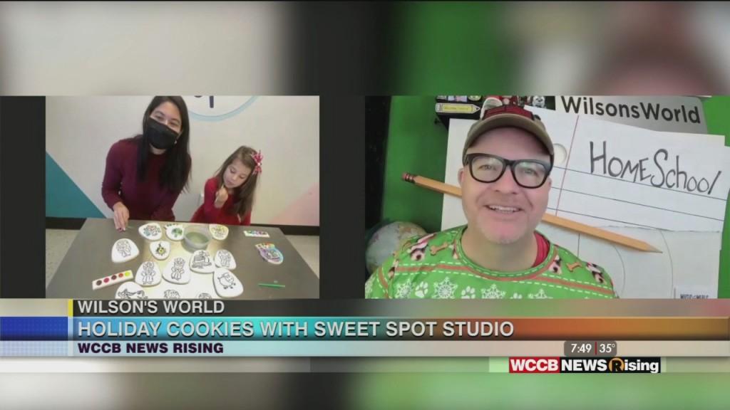 Wilson's World: Enjoy A Sweet Holiday With Sweet Spot Studio