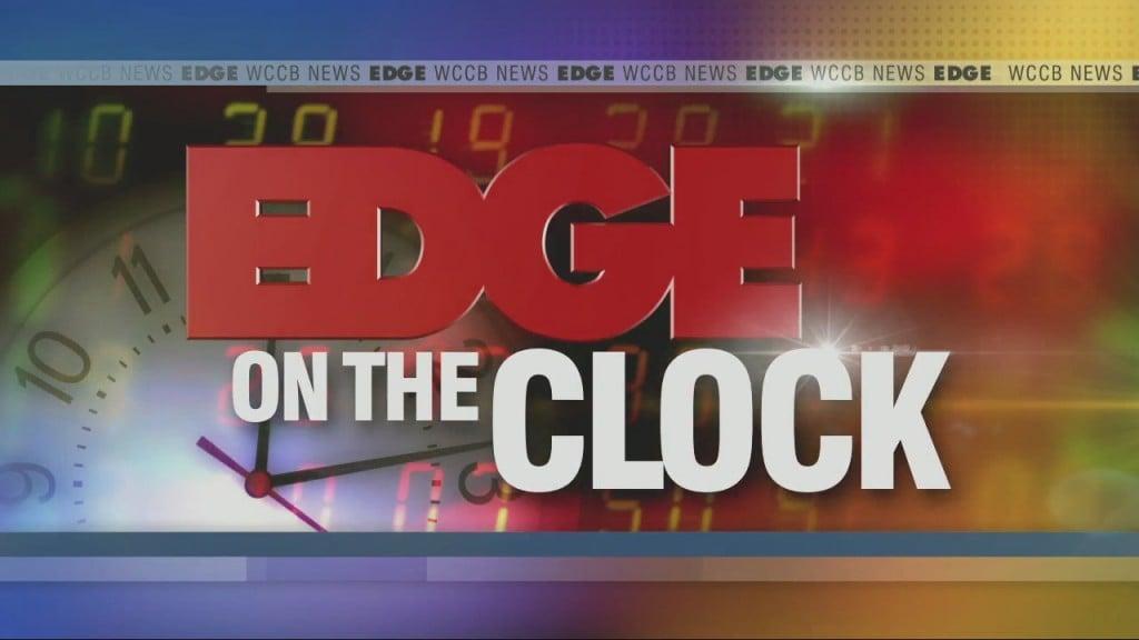 Edge On The Clock December 16