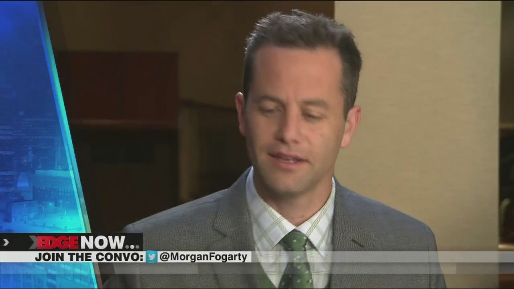 Kirk Cameron Hosts A Caroling Event