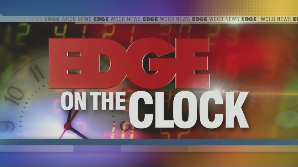 Edge On The Clock 22nd Of December