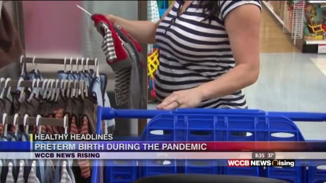 Healthy Headlines: How Covid 19 Affects A Pandemic Pregnancy