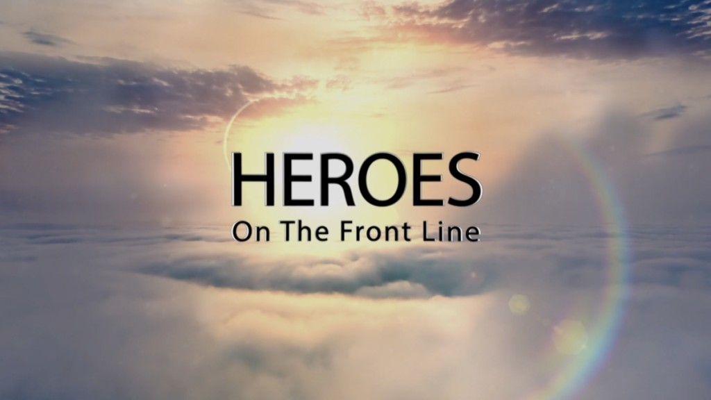 Heroes On The Front Line