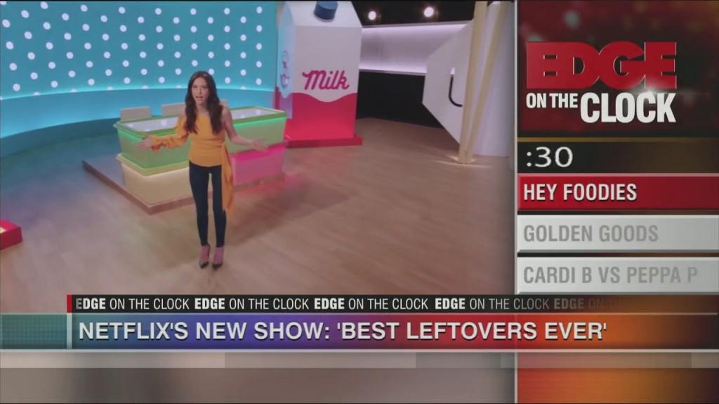 New Netflix Show Celebrating Leftovers