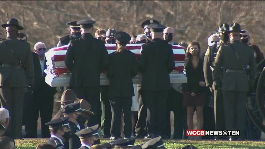 Officer Shuping Laid To Rest