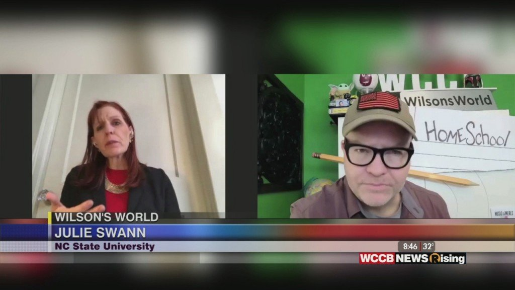 Wilson's World: Dr. Julie Swann With Nc State University Talks Continuing Staying Vigilante During The Covid 19 Pandemic