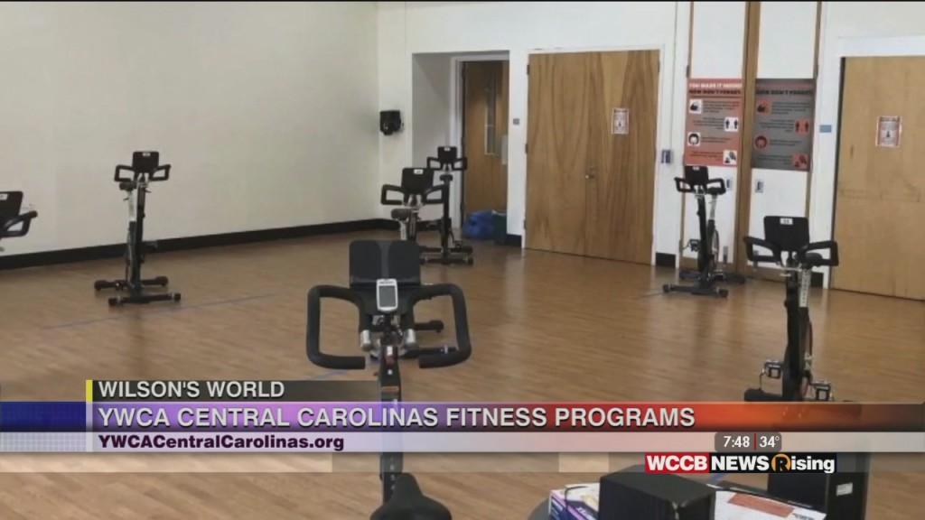 Wilson's World: Getting Fit And Getting Support From The Ywca Of Central Carolinas