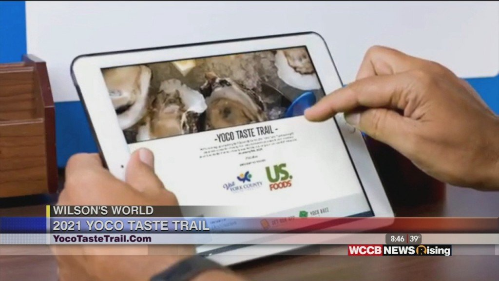 Wilson's World: Checking In With The Yoco Taste Trail In York County