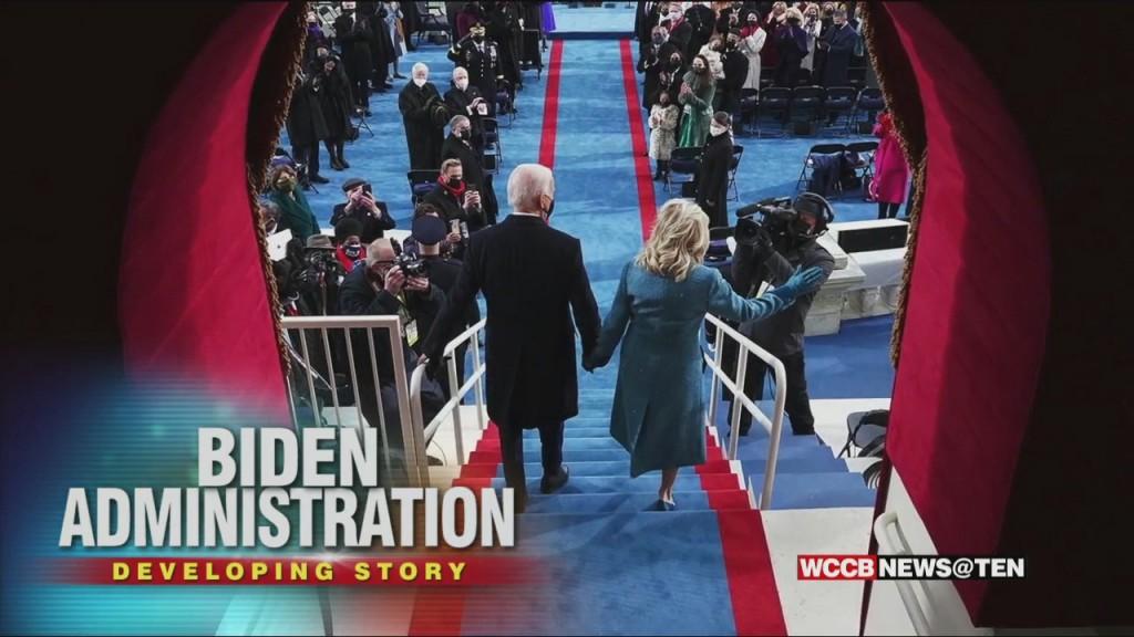 President Bidens Inauguration