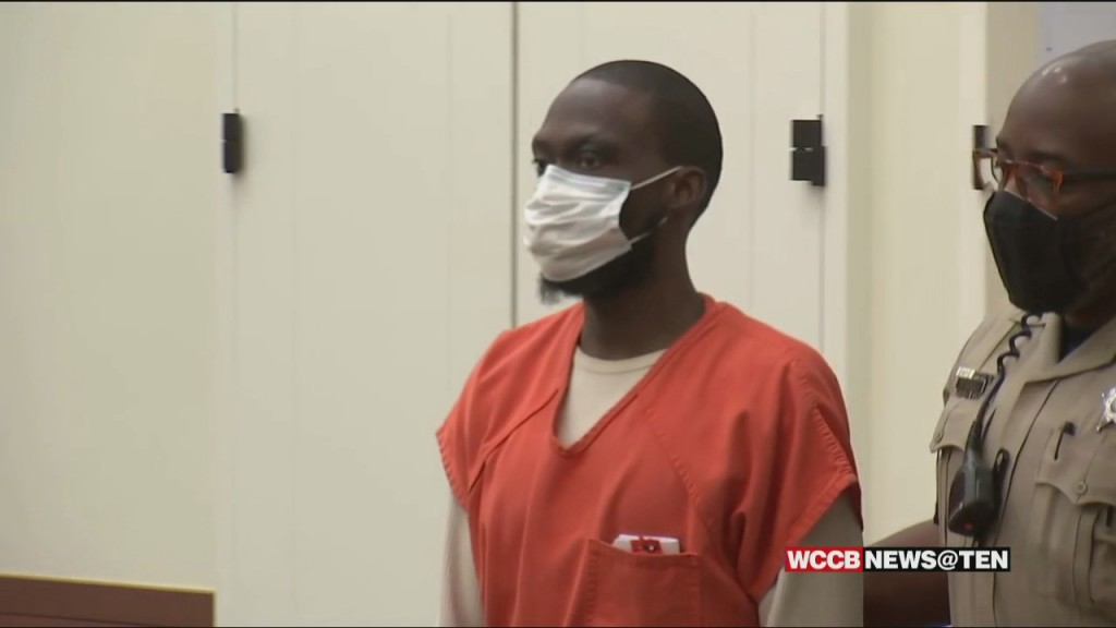 A Man Sentenced To Prison After Shooting & Killing South Charlotte Restaurant Cook